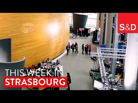 This Week in Strasbourg: Brexit, the Future of Europe, Trade War, and Syria