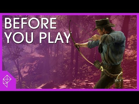 13 things to know about Red Dead Redemption 2 before jumping in
