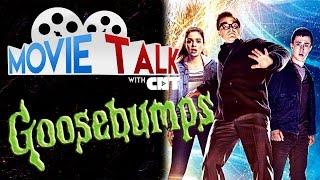 CNT MOVIE TALK - Goosebumps (2015)