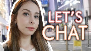 Let's CHAT! At SHIBUYA109 (Eng subs) | #YurikoTiger