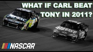 What If Carl Edwards was a NASCAR Cup Series Champion? NASCAR and FS1'S What If Series