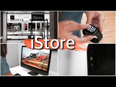 Apple Store Walkthrough South Africa 2018 | Kayla's World