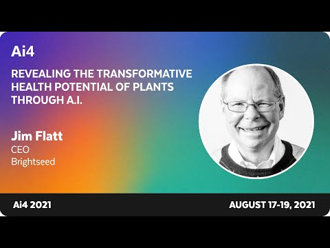 Revealing the Transformative Health Potential of Plants Through A.I.