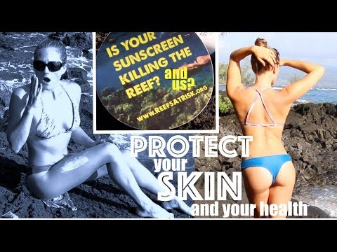YOUR SUNSCREEN IS TOXIC!!! [All Natural, Non-Toxic Sun Protection]