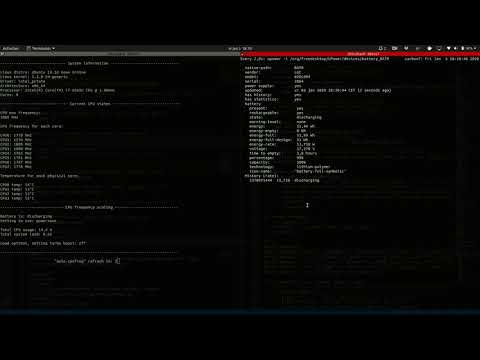 auto-cpufreq---tool-demo-(automatic-cpu-speed-&-power-optimizer-for-linux)