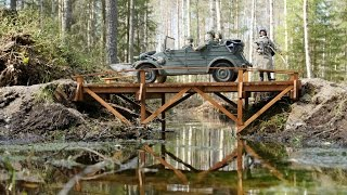 WW2 Action Figure: Bridge Over Troubled War