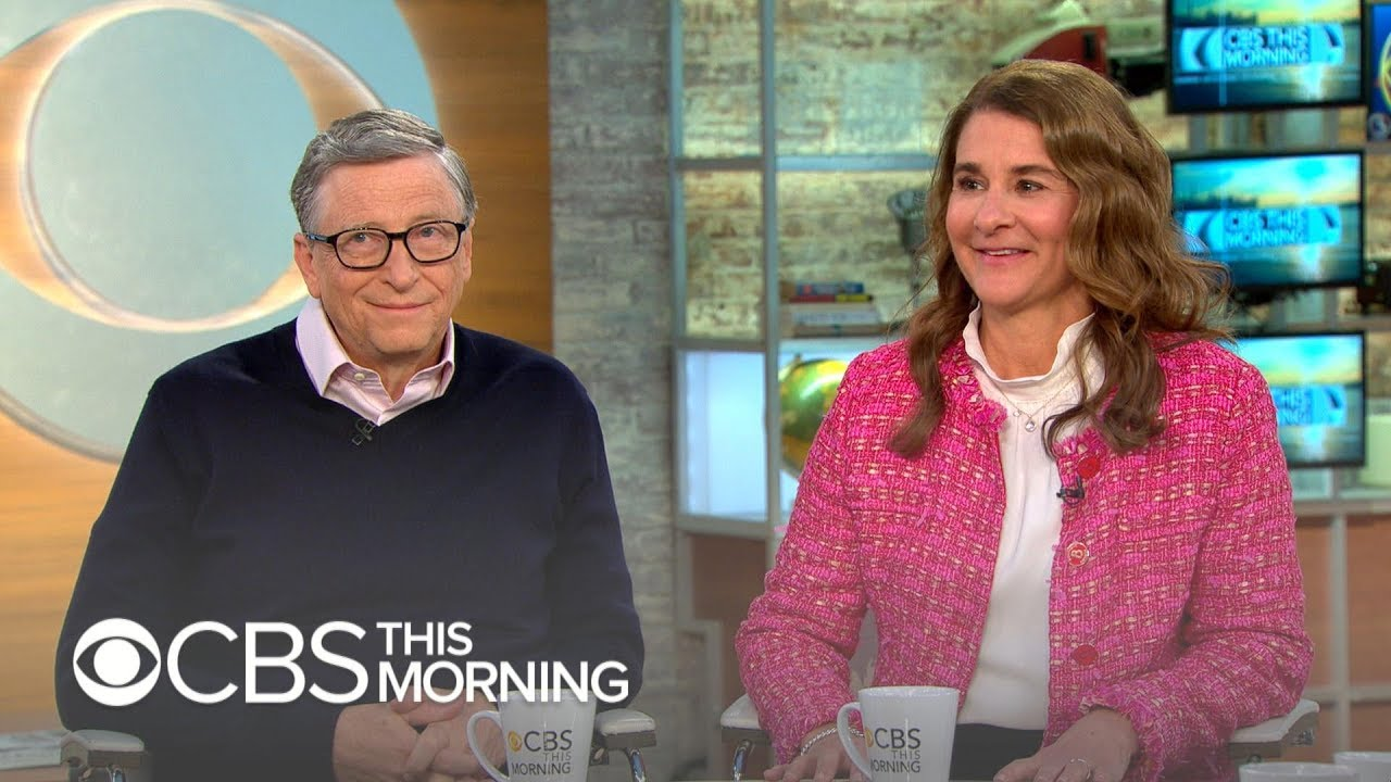 Bill and Melinda Gates reveal what surprised them in annual letter - YouTube