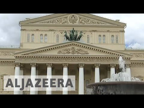Russia: Bolshoi theatre cancels gay-themed Nureyev ballet