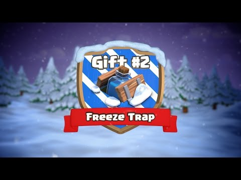 Thumbnail: Clash of Clans | Freeze Trap (Clashmas Gift #2)