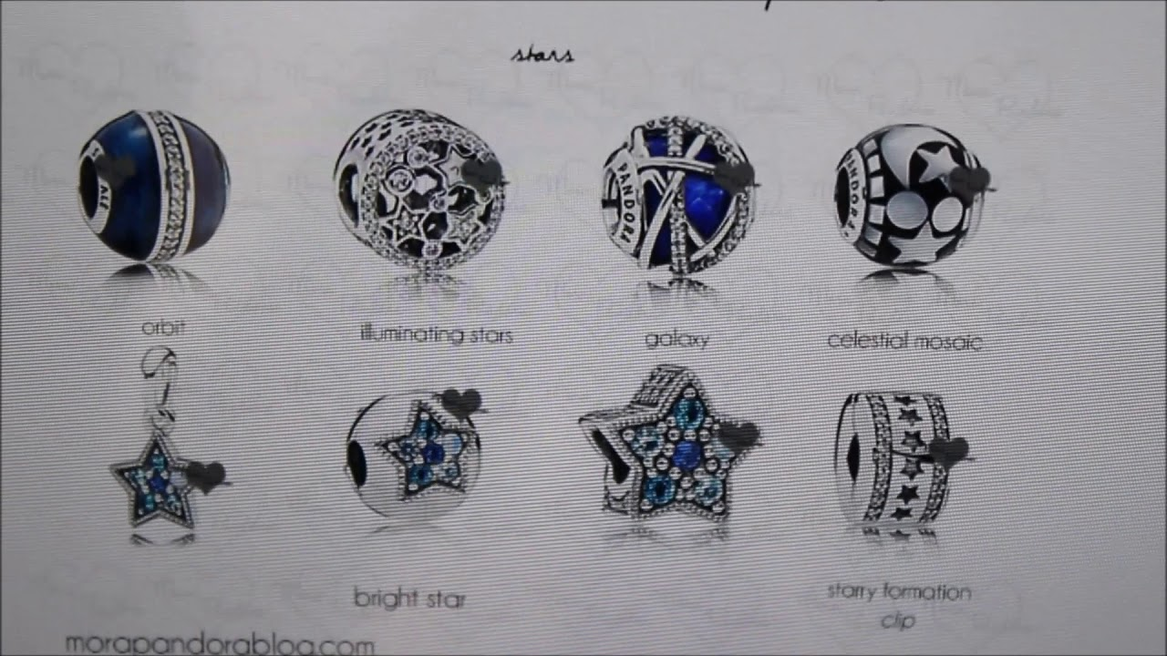 pandora winter christmas charms 2017 from mora pandora website