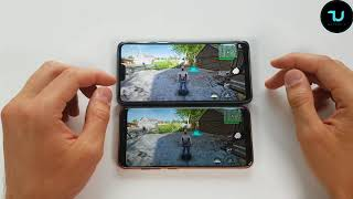 OnePlus 6 vs Samsung S8 Gaming comparison/Madout2 Big city Ultra max settings