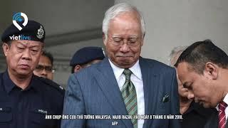 Cựu thủ tướng Malaysia bị bắt vì tham nhũng công quỹ