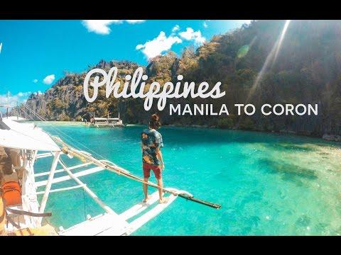 EPIC PHILIPPINES BACKPACKING (Manila - Coron)   BackpackerTampan