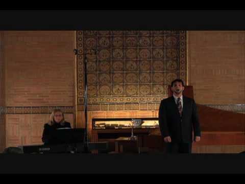 Mondnacht- Nick Zammit, countertenor
