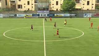 Eccellenza Girone B Porta Romana-Sinalunghese 1-2 play-off