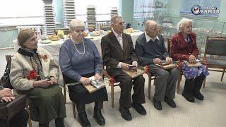 Вручены первые медали Ветераном Великой Отечественной Войны