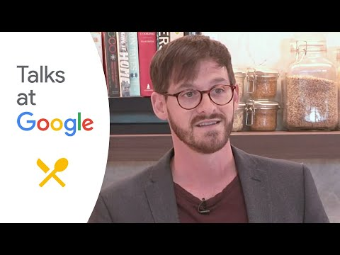 """Matthew Prescott: """"Food is the Solution: What to Eat to Save the World""""   Talks at Google"""