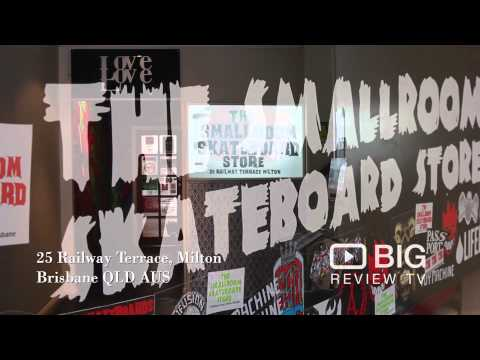The Small Room Skateboard Store, a Skate Shop in Brisbane for Skateboard and Accessories