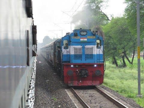 Mughal Sarai Mumbai Full Journey: Rajendranagar LTT Janata Express