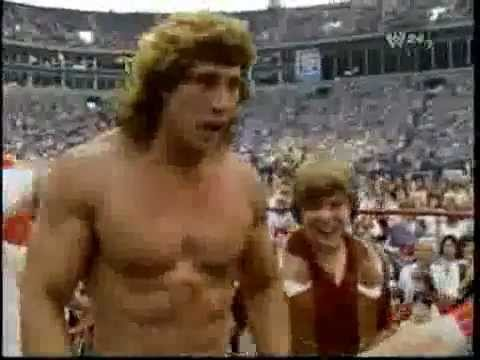 Kerry Von Erich wins the NWA World Championship May, 06, 1984