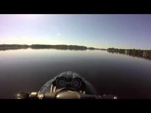2014 Yamaha FZR SVHO 85mph POV Speed Runs!