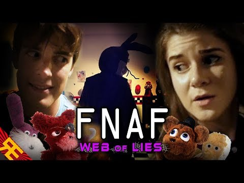FNAF the Musical: Web of Lies (feat. Adrisaurus) [by Random Encounters]