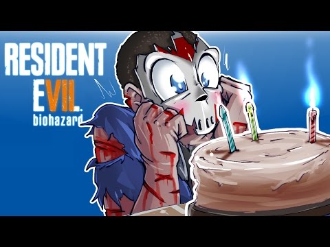 RESIDENT EVIL 7: BIOHAZARD - GOING TO A BIRTHDAY  PARTY!!! Ep. 6!