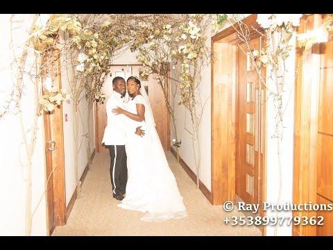 TRISHA AND TEMI WEDDING