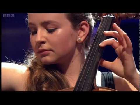 BBC Young Musician of the Year 2012 - Strings Final Winner (Laura van der Heijden - Cello)
