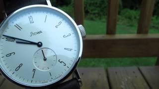Stowa Antea KS (Kleine Sekunde) / Small Second Silver - Review