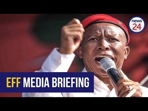 WATCH LIVE | EFF briefs media