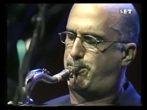 Michael Brecker - AVO Session Basel (2001)
