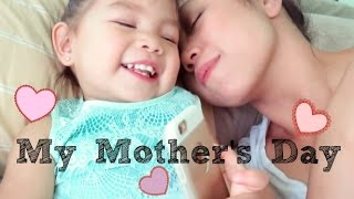 My Mother's Day :) - May 10, 2015 -  ItsJudysLife Vlogs