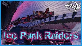 Ice Punk Raiders: Best Bobsled Coaster EVER! Coaster Spotlight 585 #PlanetCoaster