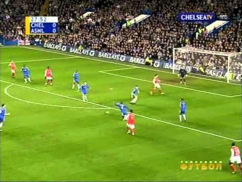 Chelsea- Arsenal...FA League 2006-07.Part 1.