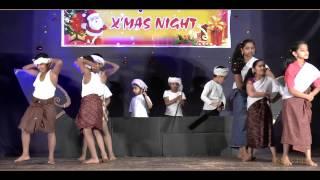 Orikkal Yesu Nathan ( Group Dance )