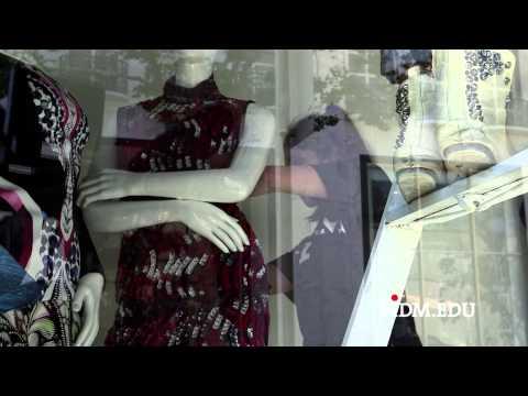 FIDM Participates in Saks Fifth Avenue Window Challenge with DDI Magazine