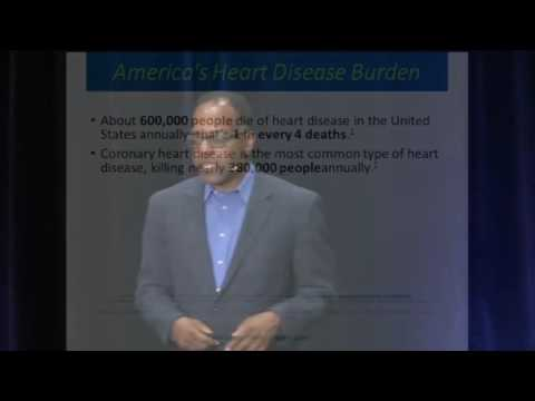 Heart Disease Is The Most Common Cause Of Death In The United States By Baxter Montgomery, M.D.