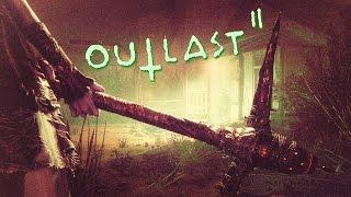 Outlast 2 Прохождение ПОЛЯ КУКУРУЗЫ ДЕМО
