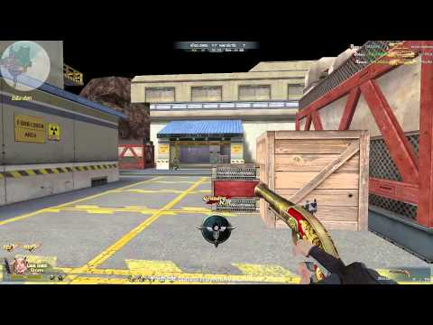 [Truy Kich] Game Play: Súng Lục Hoa Cải đấu đơn Trung Tâm Hạt Nhân VaiLinhHon (Kênh Chính Thức)
