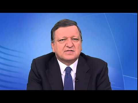 Unconvention 2014: Mr Barroso Addresses European Young Innovators