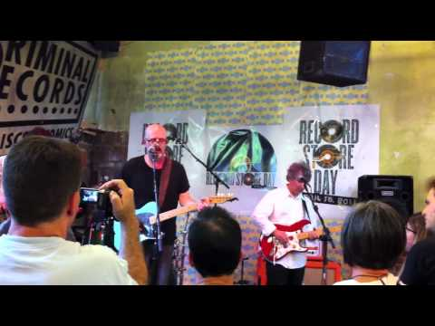 the dBs - Amplifier - Live at Criminal Records - ATL - Record Store Day