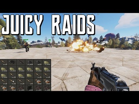 TWO JUICY RAIDS // Rust Part 2/2 thumbnail