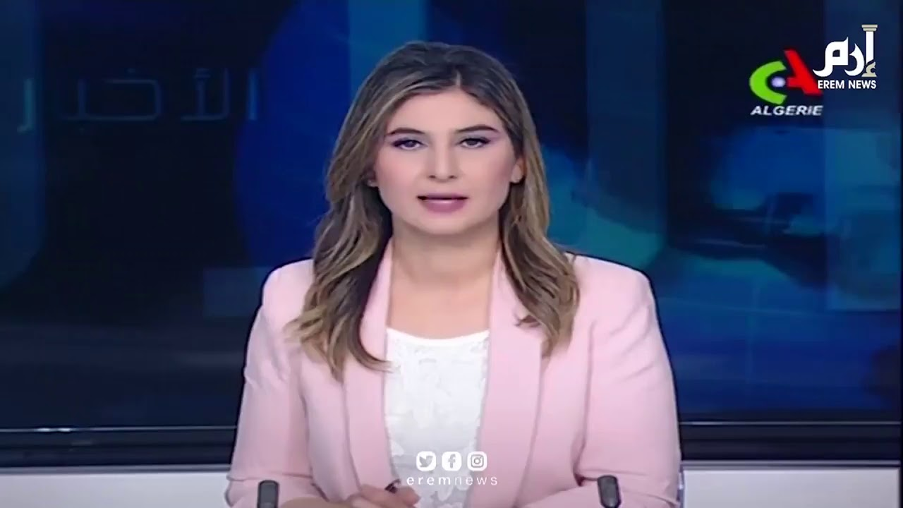 لحظة إعلان استقالة بوتفليقة من رئاسة الجزائر