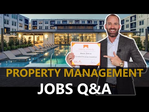 Property Management Jobs Q&A