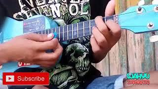 Tutorial Genjrengan ngagel ukulele /keroncong KENTRUNG/ bagi pemula mudah