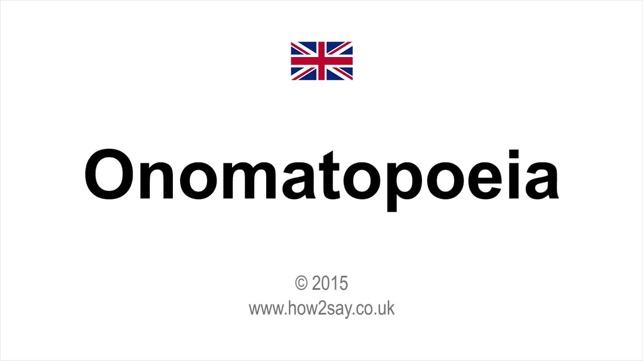hight resolution of Onomatopoeia – 8 of the best examples