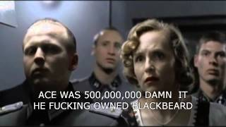 Hitler's reaction to Ace's death