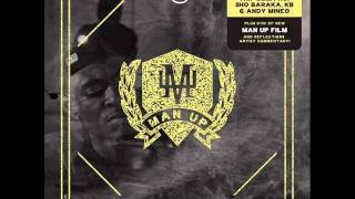 116 Clique - Man Up Anthem *LYRICS* (feat. Lecrae, KB, Trip Lee, Tedashii, Sho Baraka, Andy Mineo)