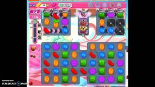Candy Crush Level 1130 w/audio tips, hints, tricks